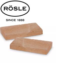 Produktbild Aromaplanke Rösle Sansibar Salz 2er Set Grill Salzstein