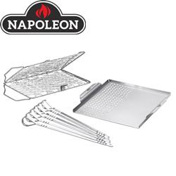 """Produktbild Napoleon Starter-Set """"Gemüse & Fisch Liebhaber"""""""