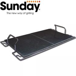 Produktbild Sunday Speckstein Grillplatte