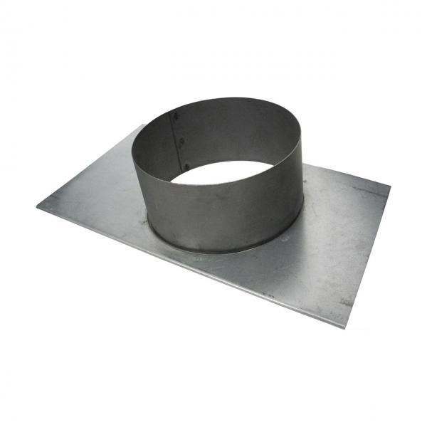 CB-Tec Lüftungsgitter Stutzenblech 25x15 cm