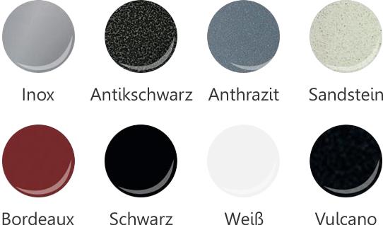 Tyrola Küchenherd Farben