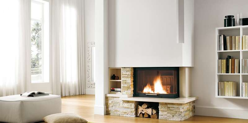 wie verkleidet man einen kamineinsatz kamin wissen. Black Bedroom Furniture Sets. Home Design Ideas