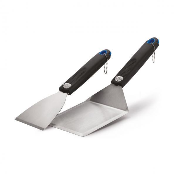 Grillzubehör Napoleon Plancha Tool-Set 2-teilig