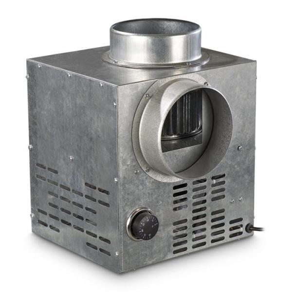 Turbine Ventilator AA-Kaminwelt zur Warmluftverteilung ATC 540 m³/h (KAM 160)