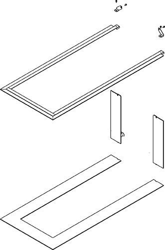 dru-maestro-75xtu-einbaublende-zeichnung