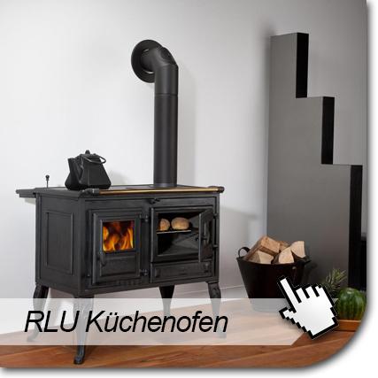 weiterführendes Ambientebild eines Küchenofens