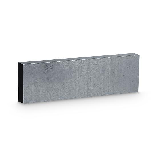 Schacht rechteckig AA-Kaminwelt 150 x 50 mm Länge 0,5 m