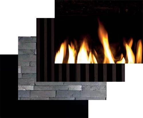Leda Encanto 83 Brennraumauskleidung
