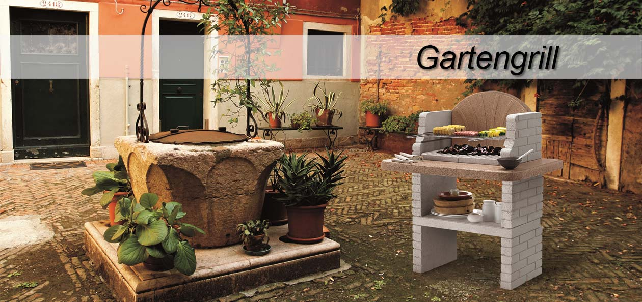 Palazzetti Gartengrill