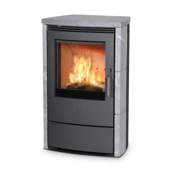 Kaminofen Fireplace Meltemi Speckstein 8 kW