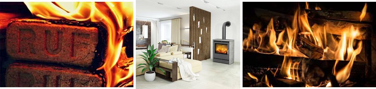 Ist der Dauerbrandofen nur für Kohle oder auch für Holz geeignet?