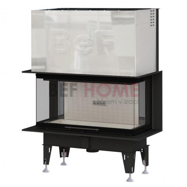 Kamineinsatz BeF Therm V 10 C 13 kW