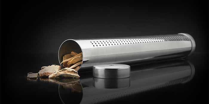 Grillzubehör Napoleon Räucher Rohr Smoker Pipe Edelstahl Ambiente