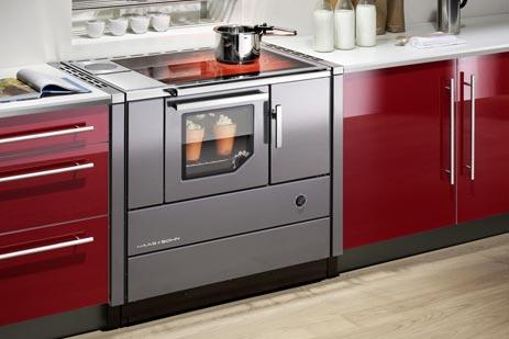 Küchenofen Haas und Sohn HSD 90.5