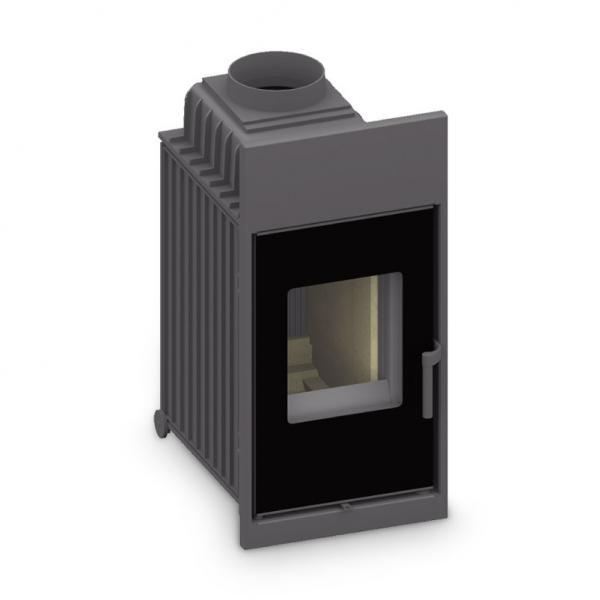 Kachelofeneinsatz Schmid Change 8 kW