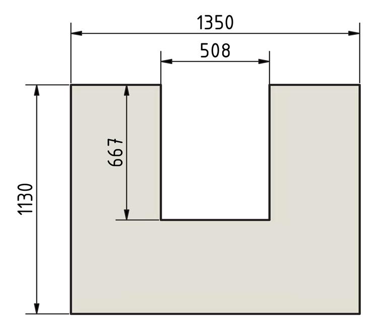 cera-design-kl130bp-glasvorlegeplatte-aus-einscheibensicherheitsglas-6-mm-klar