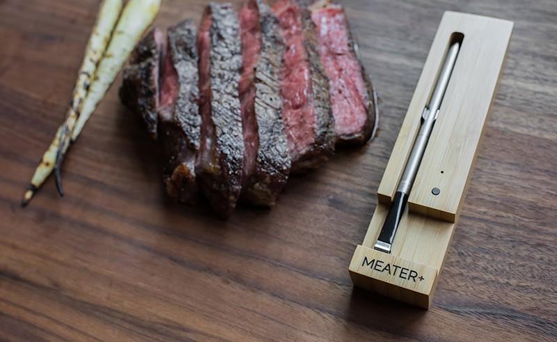 Perfekt gegartes Steak - dank MEATER Plus