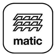 MCZ Logo Matic