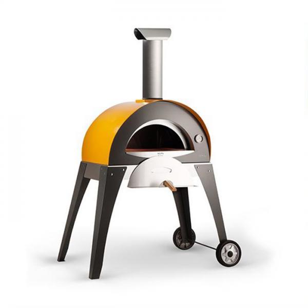 Pizzaofen Alfa Pizza Ciao M Gelb