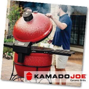 Big Joe von Kamado Joe