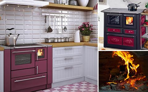 Backen Im Küchenofen : Küchenofen shop küchenofen vom experten ofen
