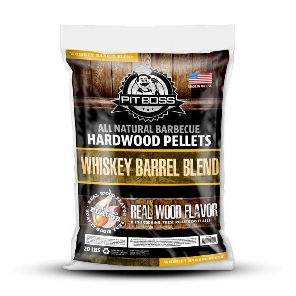 Räucherpellets Pit Boss 9 kg Whiskey Blend Grillpellets
