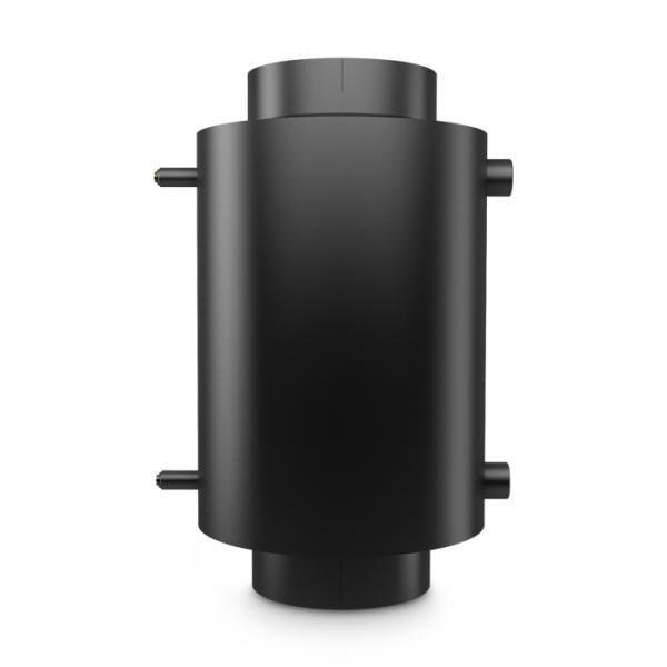 Sicherheits Abgaswärmetauscher 560 x d 200 mm