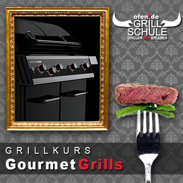 Gutschein Grillkurs - Gourmetgrills