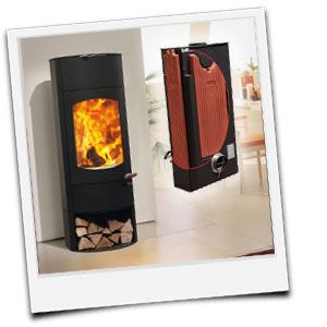 Austroflamm Koko Xtra mit Heat and Memory System