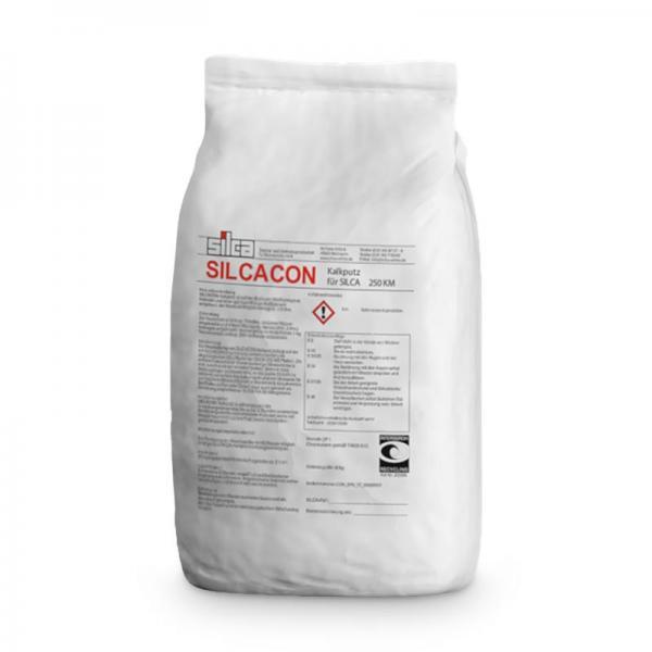 Silcacon Kalkputz 30 kg für Silca 250 KM Wärmedämmplatten