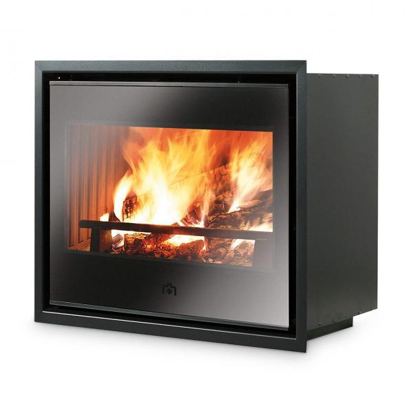 Kamineinsatz Edilkamin Firebox Luce Plus 9 oder 10 kW