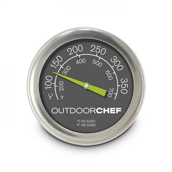 Grillzubehör Outdoorchef Deckelthermometer