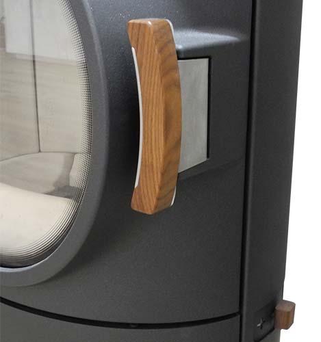 Austroflamm Clou Compact Bedienelemente