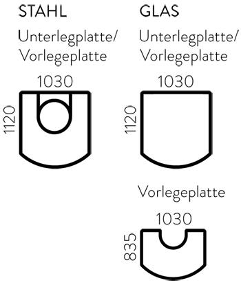 Scan 85 Unterlegplatten