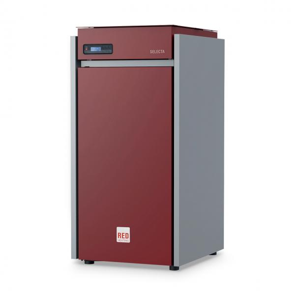 Pelletheizung RED Selecta 35 Q S1 31,7 kW