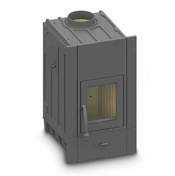 Kachelofeneinsatz Schmid Profi 7 oder 12 kW