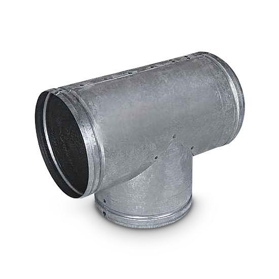 Gabelrohr T-Stück AA-Kaminwelt DN 150 mm
