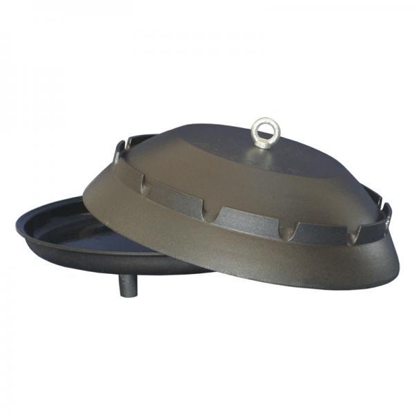 Peka Topf Kochglocke Gusseisen 50 cm Dutch Oven