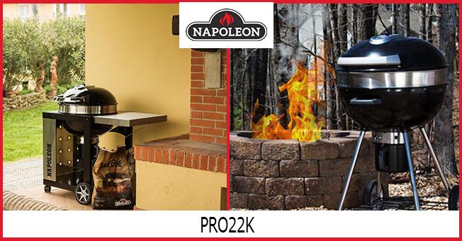 Bei den beliebtesten Grills ist der Kugelgrill PRO22K in unserem Shop einer der Spitzenreiter!