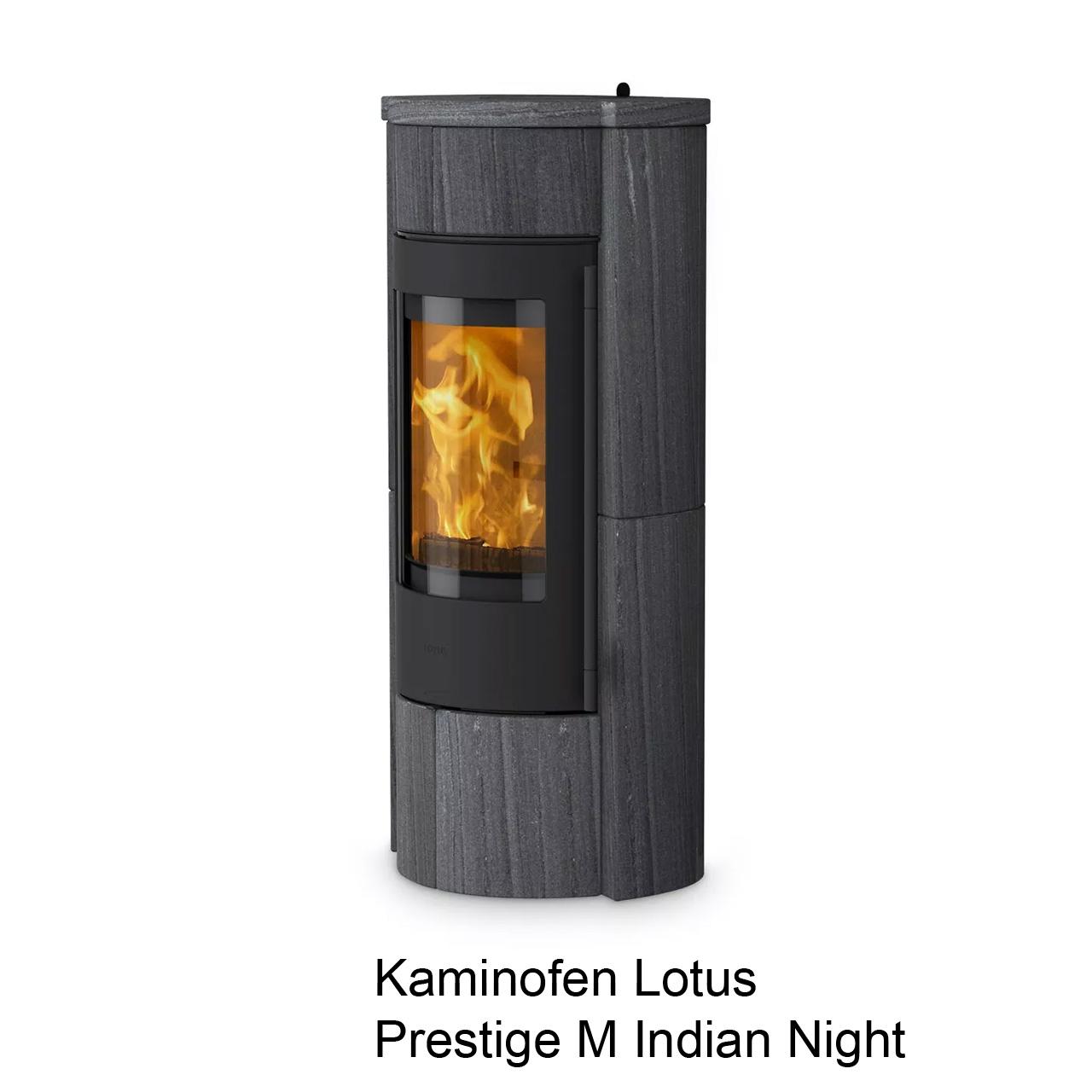 Bild des Kaminofens Lotus Prestige M