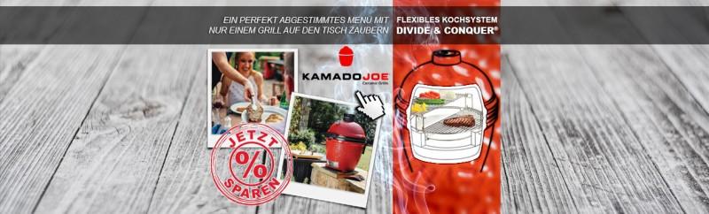 Kamado Joe zum Angebotspreis und sofort lieferbar!