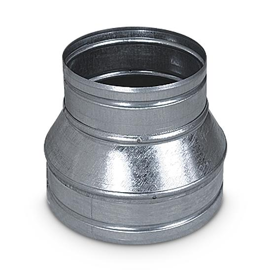 Reduzierst/ück 160mm auf 100mm zur Verj/üngung oder Erweiterung von Rohren