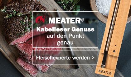 Meater - Kabelloses Fleischthermometer mit Bluetooth und WLan