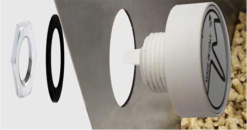 Pellet-Sensor
