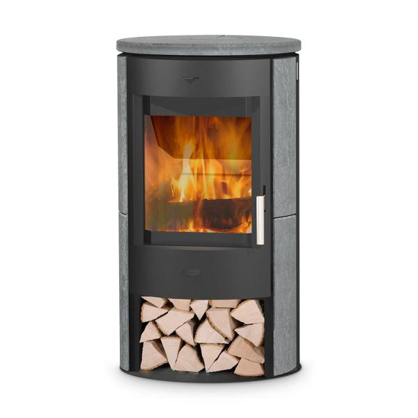 Kaminofen Fireplace Zaria Speckstein 6 kW