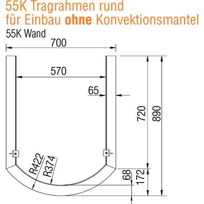 austroflamm-55x57-k-rund-tragrahmen-wand-ohne-kv