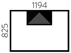 Kaminofen Jotul F520 Vorlegeplatte