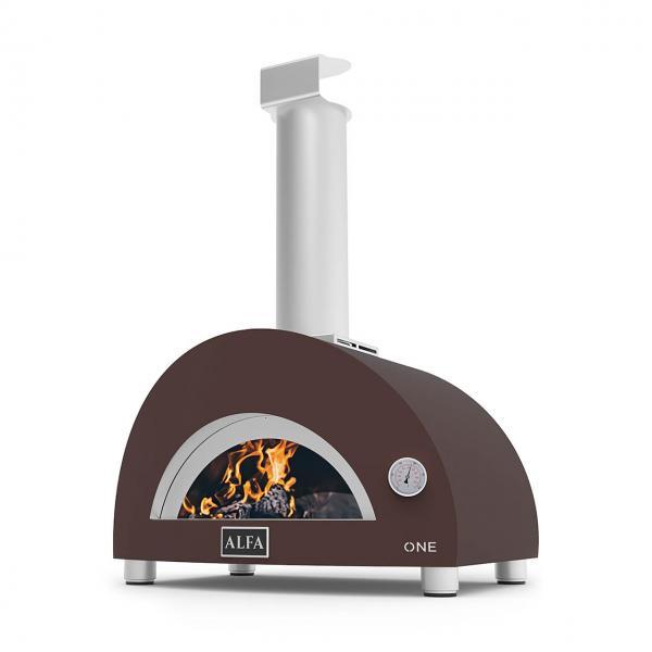 Pizzaofen Alfa Pizza One Holzbackofen