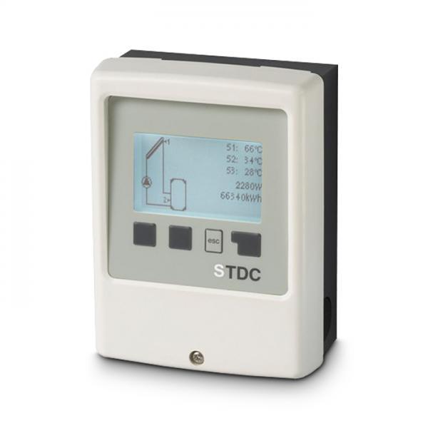Temperaturdifferenzregler Sorel STDC-V3 Solarregler inkl. 2 Messfühlern