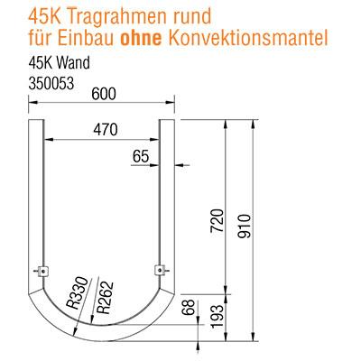 austroflamm-45x51-k-rund-tragrahmen-ohne-kv-wand